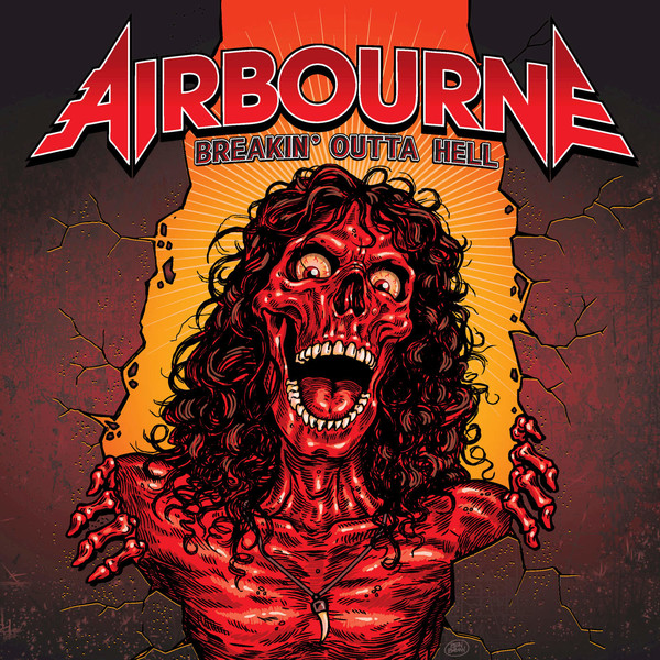 Airbourne - Breakin' Outta Hell (2016)